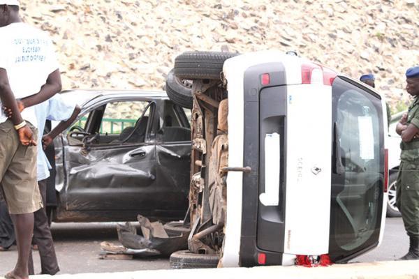 AXE LINGUERE-MATAM – Un accident fait un mort et plusieurs blessés