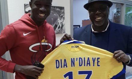 MERCATO – Amadou Dia Ndiaye prêté au FC Sochaux