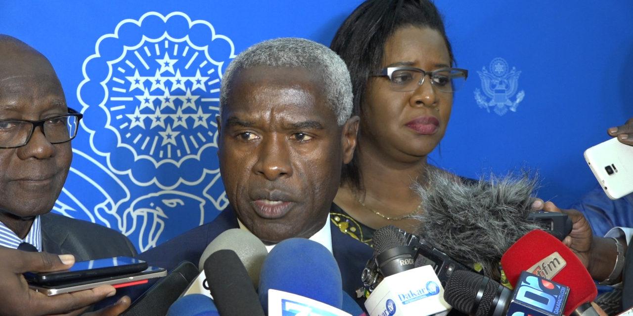 SÉCURITÉ ROUTIÈRE – L'engagement de l'ambassadeur des USA à Dakar