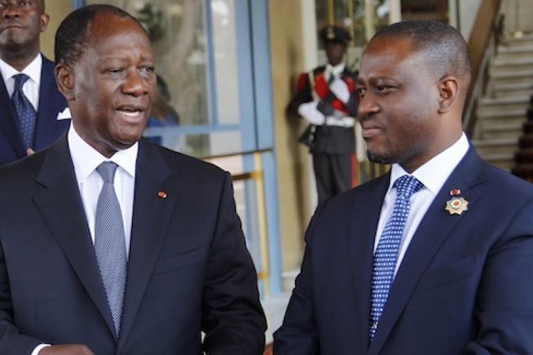 ENQUÊTE  – Abidjan sur la piste des parrains financiers de Soro