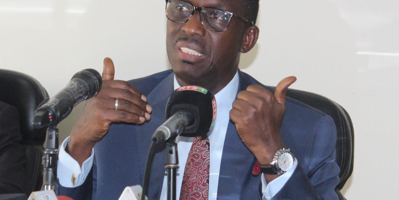 BABACAR DIAGNE: «Bougane n'a donné aucun choix au Cnra»