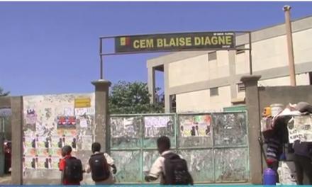 LYCEE BLAISE DIAGNE – Une élève de 5ème agresse son professeur d'EPS