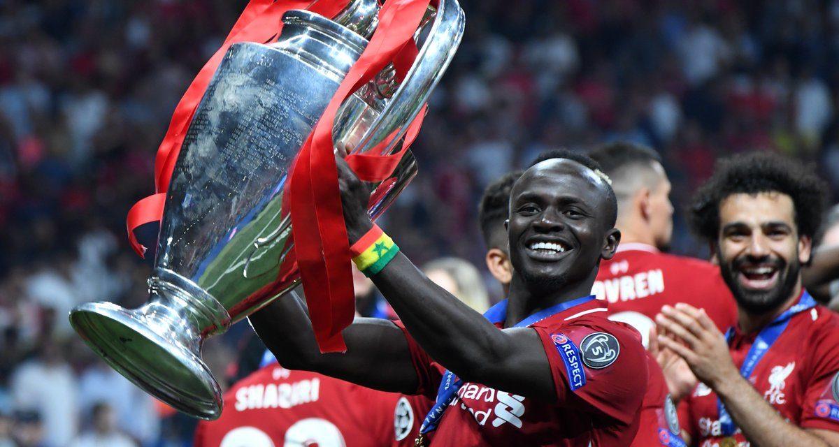 ÉQUIPE TYPE UEFA – Sadio Mané seul Africain dans le onze