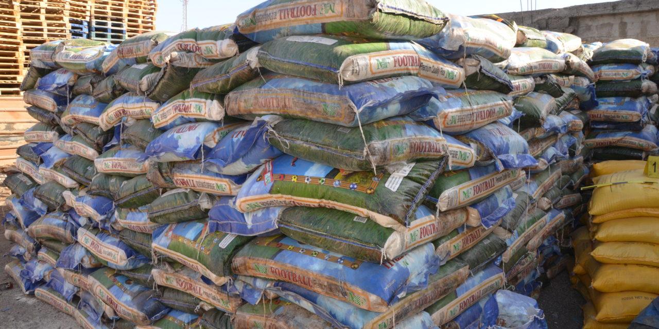 RIZ IMPROPRE A LA CONSOMMATION  – Plus de 150 tonnes saisies à la Rue Tolbiac à Dakar