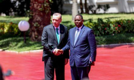Erdogan en visite officielle au Sénégal ce mardi