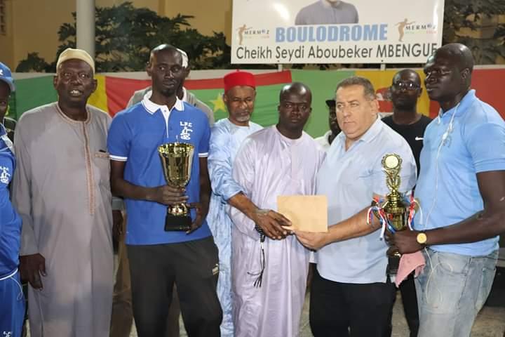 CHAMPIONNAT NATIONAL PÉTANQUE – La doublette Léo Bassène-Bassirou Mbengue domine la 2ème journée