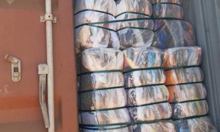 TAMBACOUNDA : 236,7 kilogrammes de chanvre indien saisis par la police