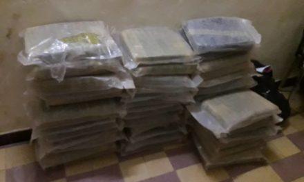TOUBA – La police met la main sur 9 kg de chanvre indien
