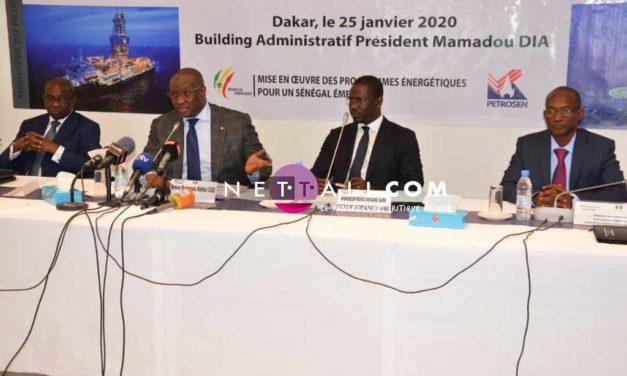 CONFÉRENCE PETROLE ET GAZ – Les solutions ''expertes'' de la diaspora