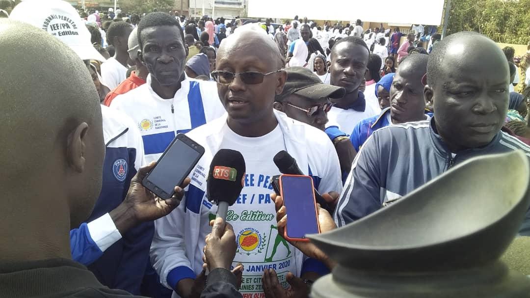 """MOUSSA SY SUR LES JOJ – """" Impensable que le Sénégal organise sans gagner de médaille"""""""