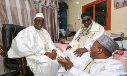 LOUGA – Thierno Bachir Tall offre une villa à Macky Sall