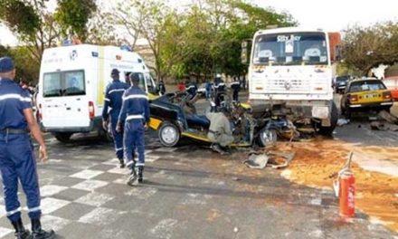 ACCIDENT A KAHONE – 11 victimes dans l'explosion de deux camions citernes