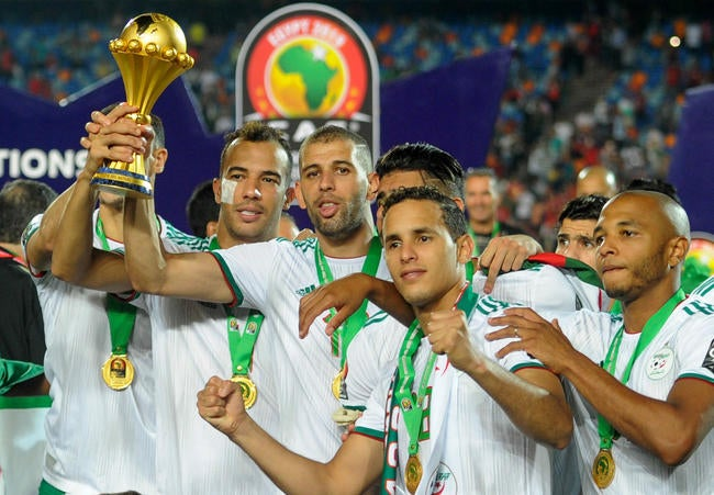 CAF AWARDS – Algérie meilleure équipe africaine