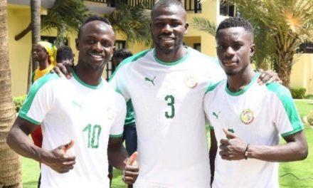CAF AWARDS – Mané, Gana et Koulibaly dans le onze de l'année