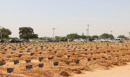 CIMETIÈRE TOUBA BAKHIYA – Une centaine de tombes profanées