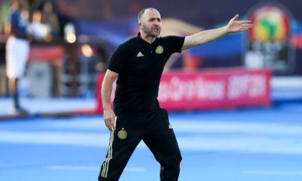 FOOTBALL  – Belmadi veut la coupe du monde