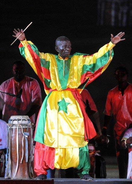 Hommage : le Grand théâtre national baptisé Doudou Ndiaye Coumba Rose