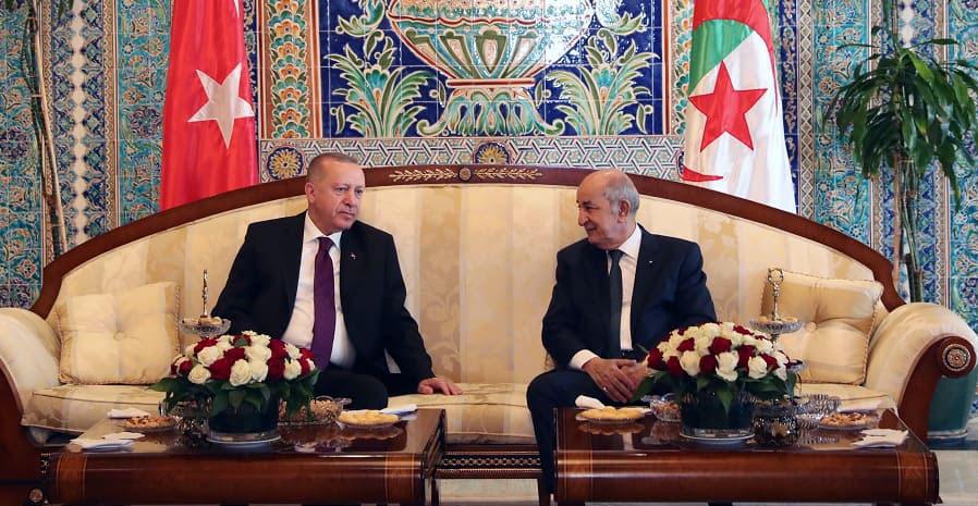 Erdogan, en visite en Algérie : La situation en Libye et l'économie au menu