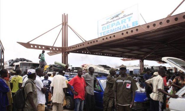 GARE DES BAUX MARAICHERS – 300 kg de chanvre découverts dans un bus malien