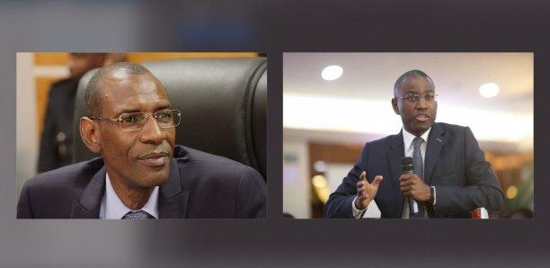 Gouvernement : le torchon brûle entre Amadou Hott et Abdoulaye Daouda Diallo