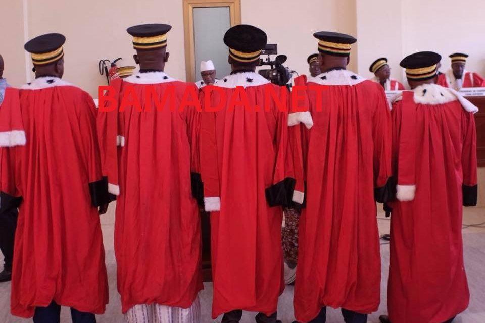 ACCUSE D'AVOIR DETOURNE 50 MILLIONS – Le magistrat Habib Samba Laobé Aw envoyé d'office à la retraite