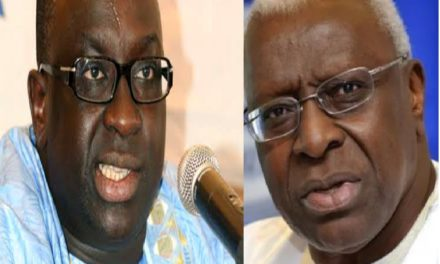 PROCES POUR CORRUPTION  – Les minutes de l'audition de Lamine Diack