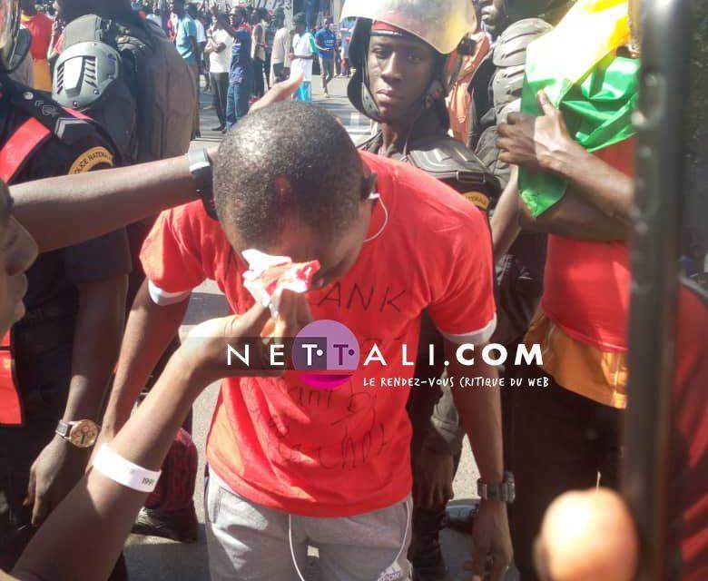 INCIDENTS A LA MARCHE DE CE VENDREDI – Ñoo Lank accuse le préfet de Dakar