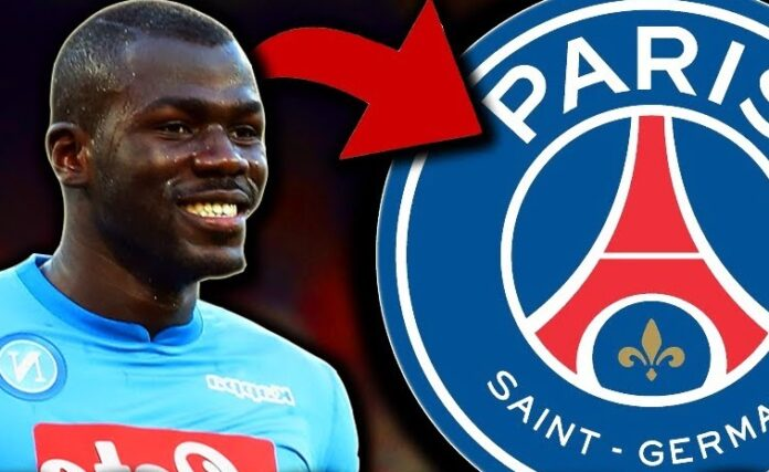 NAPLES – Le PSG a l'avantage dans le dossier Koulibaly