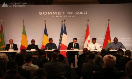 G5 SAHEL – La France reste, à la demande des chefs d'Etat africains
