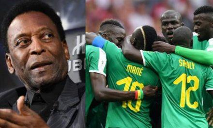 """ROI PELE – """" Je vois le Sénégal vainqueur du mondial 2022″"""