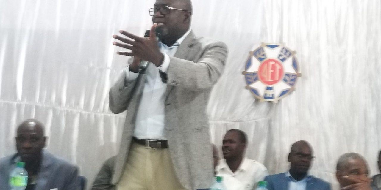 AMICALE DES ANCIENS ENFANTS DE TROUPE – Pape Demba Diallo, nouveau Président