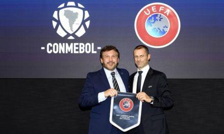 FOOTBALL – L'Uefa et la Conmebol s'unissent contre la FIFA