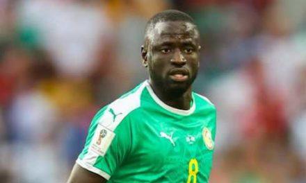 CAN EN HIVER – Cheikhou Kouyaté déverse sa bile
