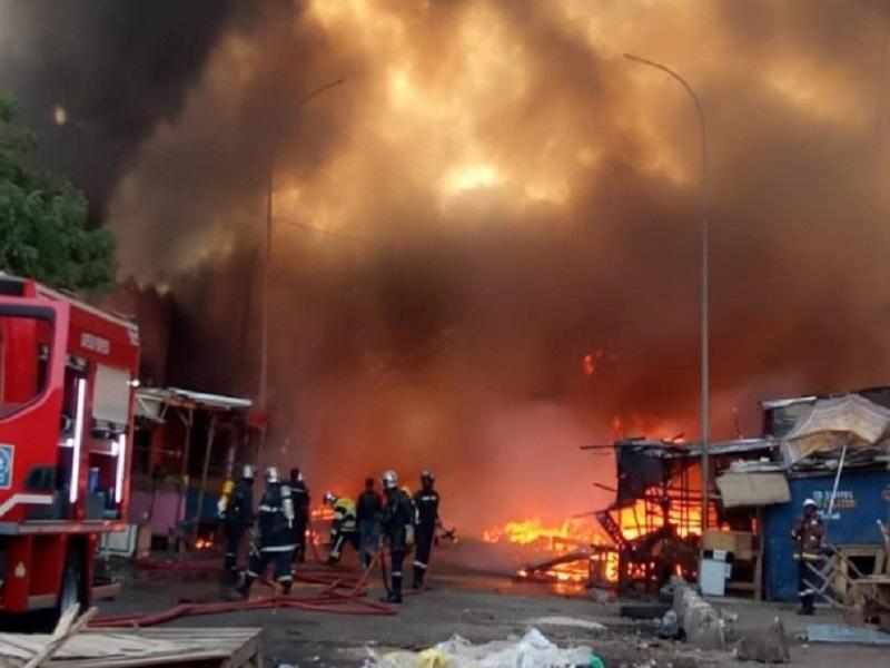 INCENDIE A TOUBA – Le bilan s'alourdit à trois morts