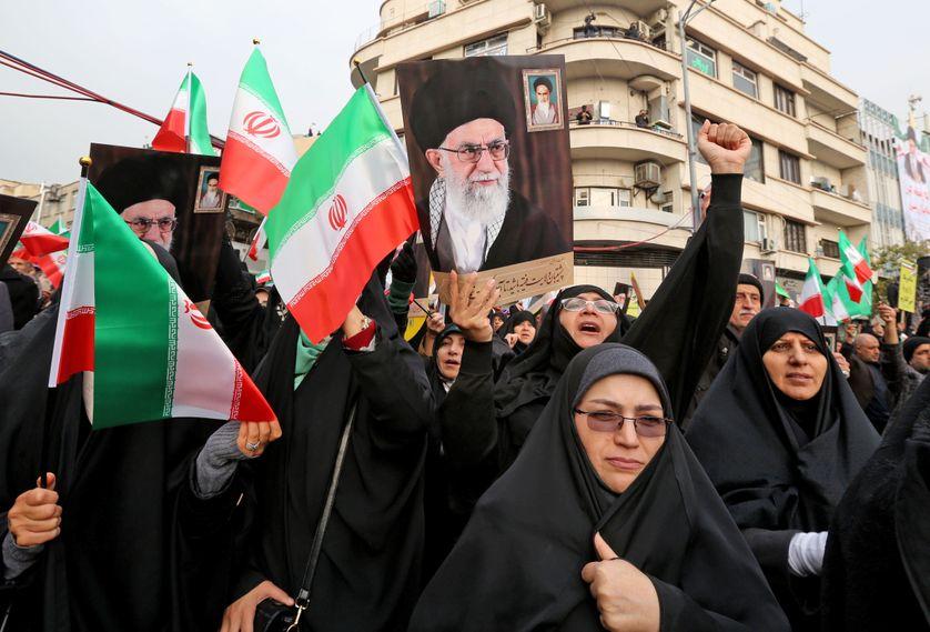 41e ANNIVERSAIRE DE LA REVOLUTION ISLAMIQUE D'IRAN –  Allocution de Mohammad Reza Dehshiri, ambassadeur à Dakar