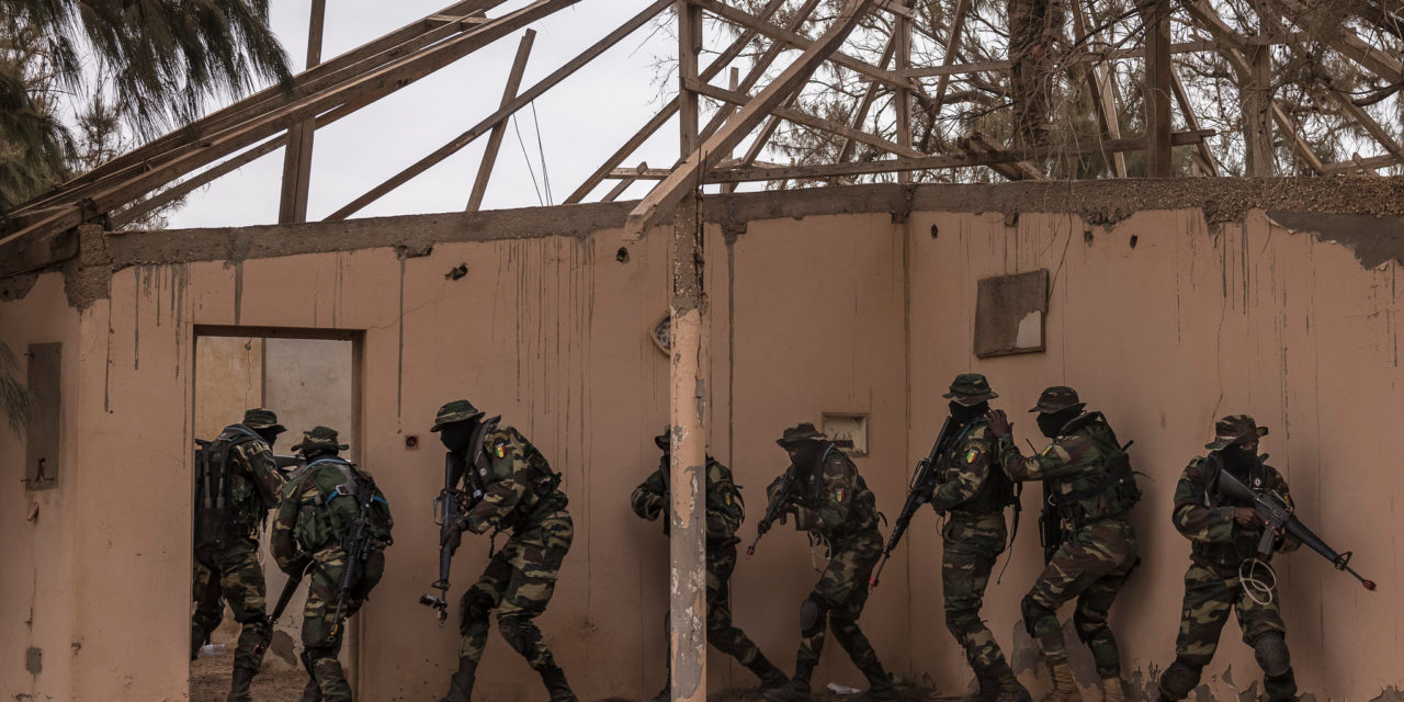 CAMBRIOLAGE DE LA BRIGADE DES DOUANES DE MOUSSALA – 150 commandos lâchés pour retrouver les 5 fusils d'assaut volés