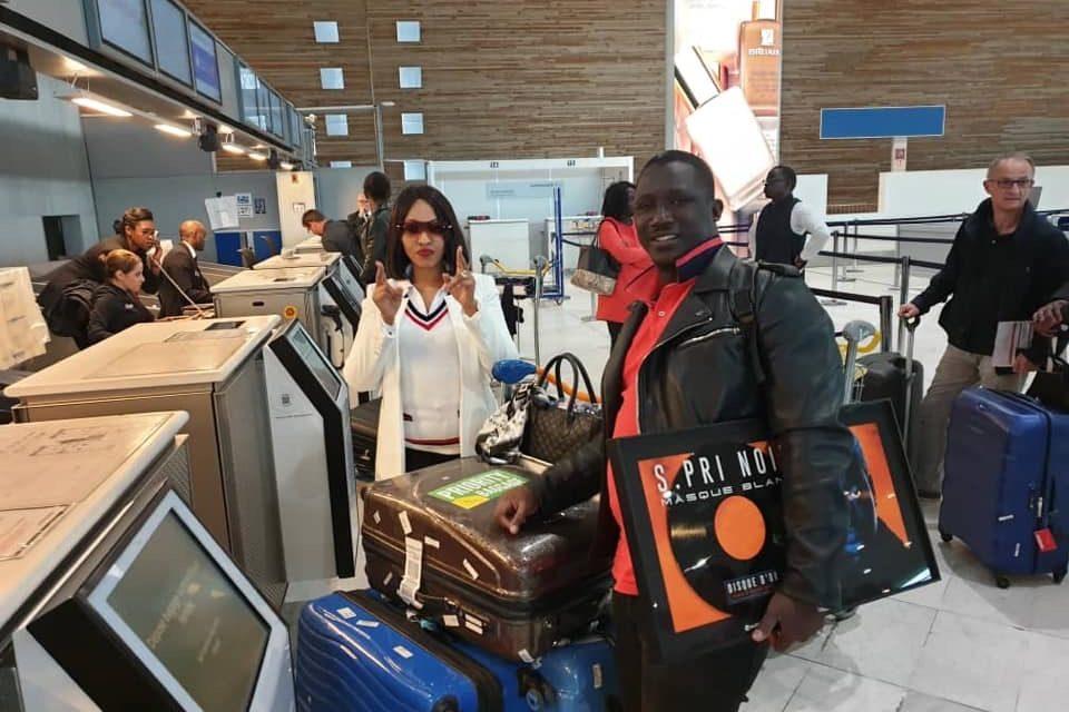 TRAFIC DE VISAS – Le manager de Viviane Chidid déféré au parquet