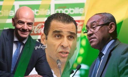 CAN TOUS LES ANS – Le président de la Fédé algérienne soutient Infantino