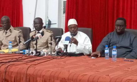 COLLECTIVITÉS TERRITORIALES – Oumar Guèye déplore le personnel pléthorique