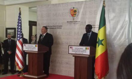 TERRORISME – L'engagement de Mike Pompeo pour l'Afrique