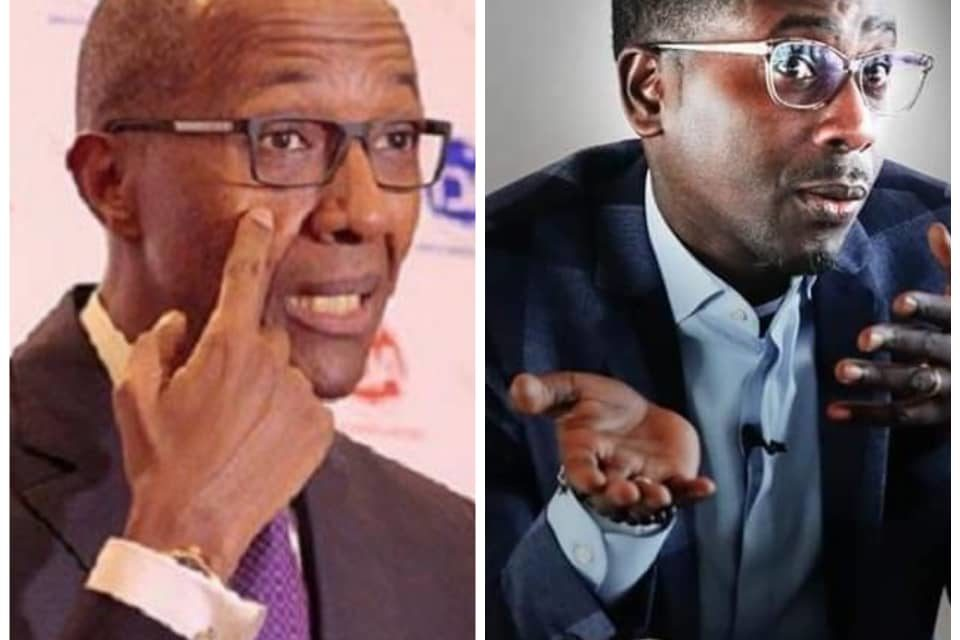 AFFAIRE PAPE ALÉ NIANG – Abdoul Mbaye s'indigne