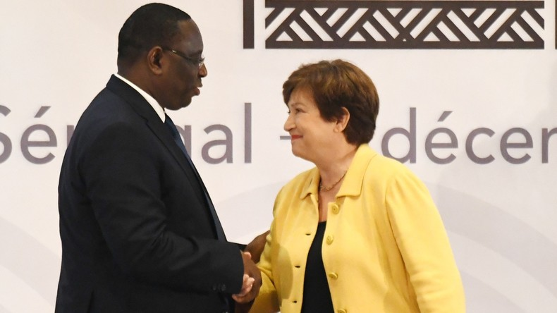 FMI – Le Sénégal obtient 350 milliards FCFA