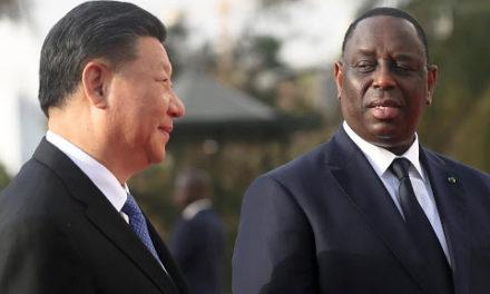 Coronavirus : Macky exprime son soutien et sa solidarité à la Chine