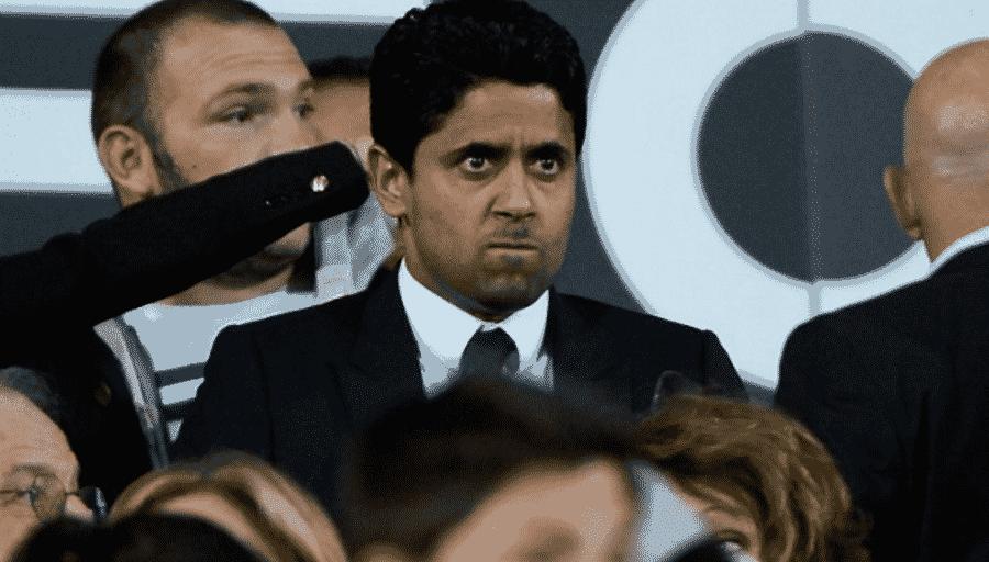 FOOTBALL – Nasser Al-Khelaïfi inculpé par la justice suisse pour corruption!