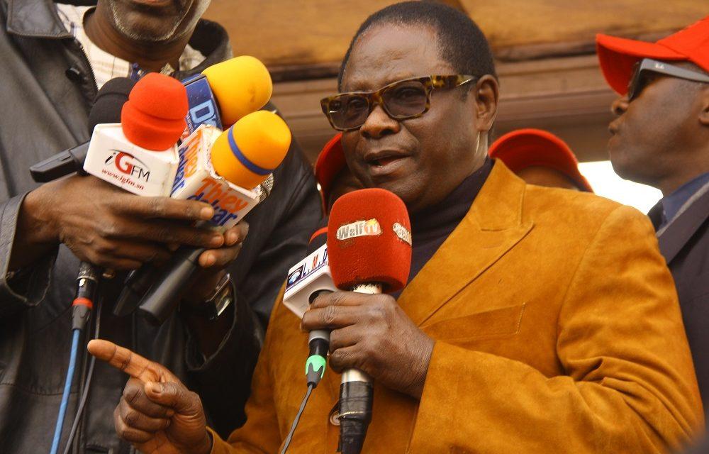 PAR PAPE DIOP – « La dissolution de la ville de Dakar est inconcevable et inacceptable »