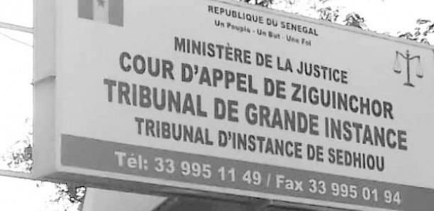 JUSTICE – Le Tgi de Sédhiou enfin inauguré