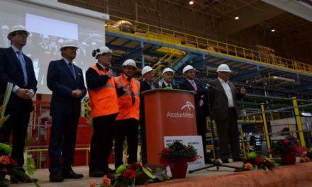 CONTENTIEUX AVEC L'ÉTAT- Arcelor Mittal a versé 49, 067 milliards F Cfa en 2014