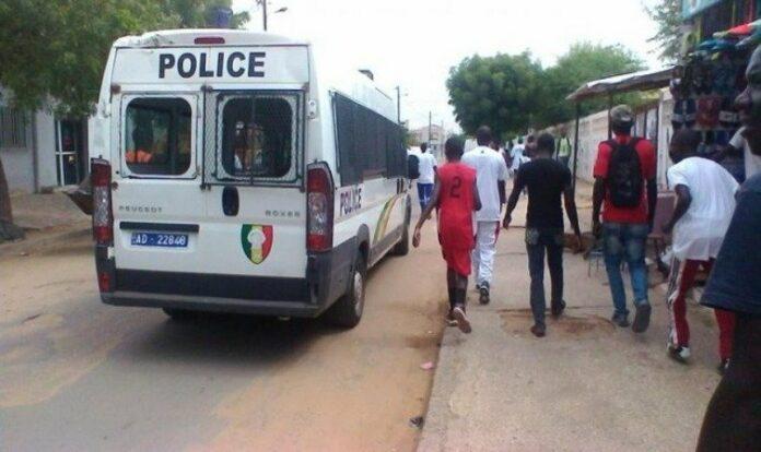 NON-RESPECT DU COUVRE-FEU – 102 personnes interpellées à Kaolack