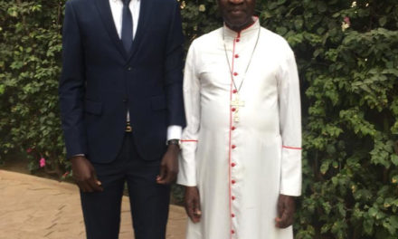 AFFAIRE GUY MARIUS SAGNA – Le chef de l'Eglise ne comprend pas