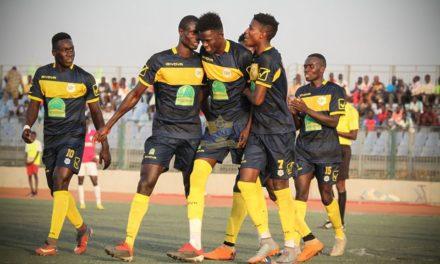 9E JOURNÉE LIGUE 1 – Teungueth FC sans pitié, Gorée sort de la zone rouge